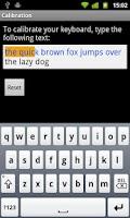 Screenshot of Japanese for Smart Keyboard