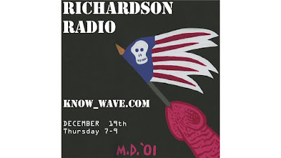 Richardson Radio / Know-Wave - December 19, 2013