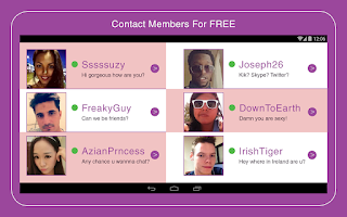 Screenshot of SmooshU - Chat, Date And Love