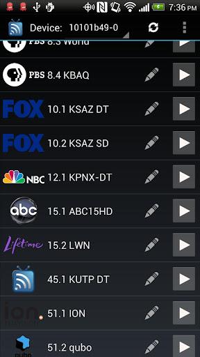 HomeRunTV - screenshot
