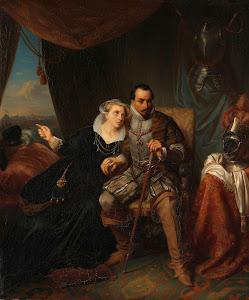 RIJKS: Simon Opzoomer: painting 1850