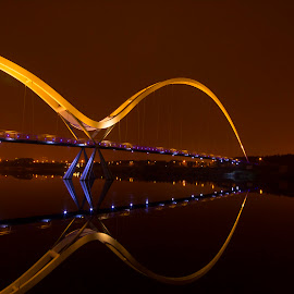 Infinity Untouched by Paul Telford - Buildings & Architecture Bridges & Suspended Structures (  )