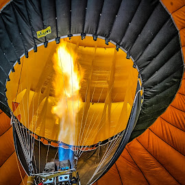 Hot Air by Ron Meyers - Transportation Other