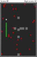 Screenshot of Snake Evolution