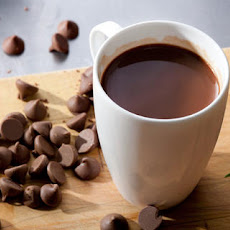 Calvados-Tarragon Hot Chocolate  Recipe