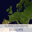 European Countries Geography icon