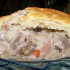 So Easy Beef Pot Pie
