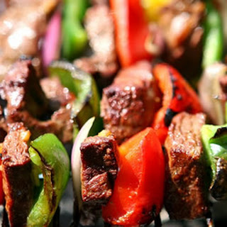 Vegetable Kabob Marinade Recipes