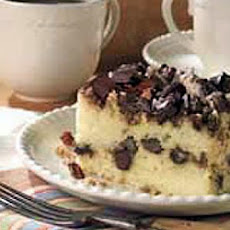 Cappuccino-Chocolate Coffee Cake (Bisquick)