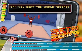 Screenshot of Retro Sports