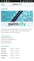 Screenshot of Swim City