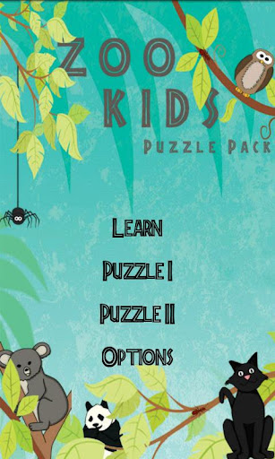 Zoo Kids: Puzzle Pack II