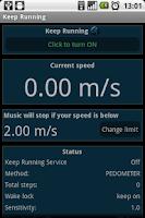 Screenshot of Keep Running - Free