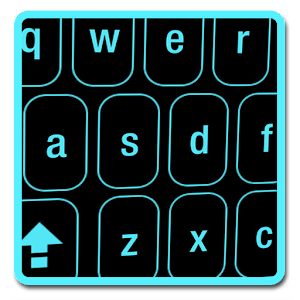 Tron style Smart Keyboard Skin