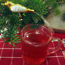 Blushing Cranberry Cider