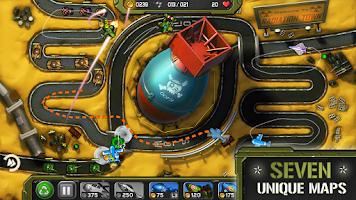 Screenshot of Air Patriots