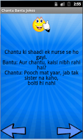 Screenshot of Chantu Bantu Hindi Jokes