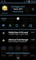 Screenshot of CM10.1 cm10 THEME X-Freedom