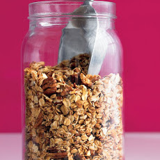 Honey-Pecan Granola