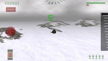 Screenshot of Stealth Chopper 3D
