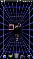 Screenshot of VR Tunnel Lite Live Wallpaper