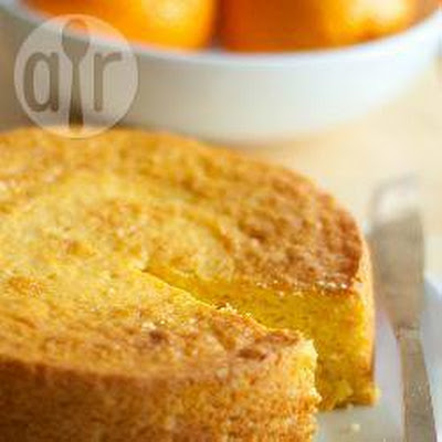 Easy Peasy Orange Cake