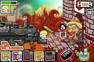 Screenshot of Bloody Alice Defense