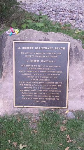 Blanchard Beach