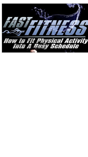 Fast Fitness Tips