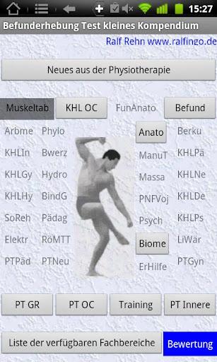 Physiokompendium PT Innere