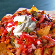 Chicken Chili Nachos