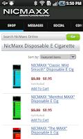 Screenshot of NICMAXX
