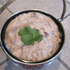 Low Fat Black Bean Hummus