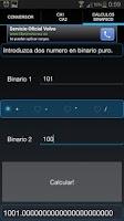 Screenshot of Binary Conv Tools