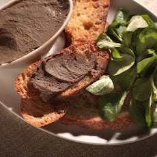 Chicken Liver–Port Pâté  Recipe