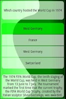 Screenshot of WorldCup2010TriviaLite
