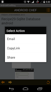 Learn Android - screenshot