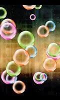 Screenshot of Bubbles