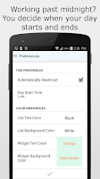 Screenshot of List - Daily Success Checklist