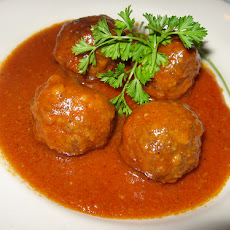 Kittencal's Greek Lamb and Feta Meatballs (Keftedakia)