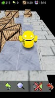 Screenshot of Droidkoban 3D Pro (Sokoban)