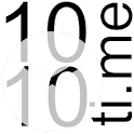 1010time Clock Studio icon