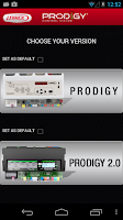 Screenshot of Lennox Prodigy
