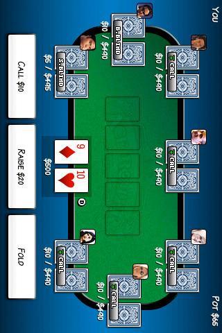 Ace Roller Texas Hold'Em