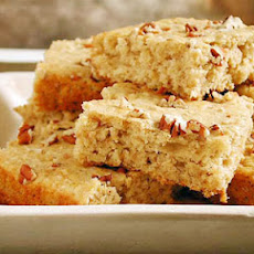 Oats and Buttermilk Snack Cake