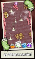 Screenshot of Sperm Defense