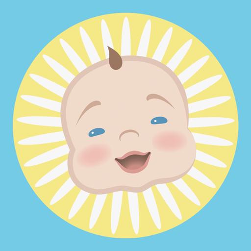 Babyzilla LOGO-APP點子