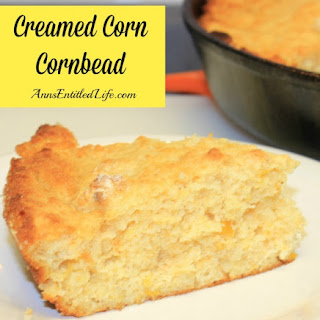 Cornbread With Cream Style Corn Recipes