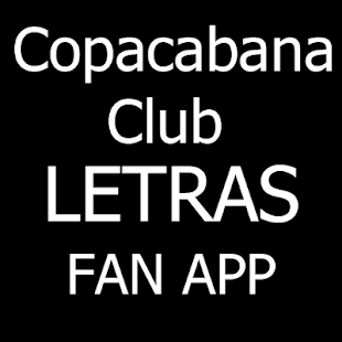 Copacabana Club letras - screenshot
