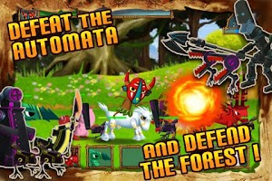 Screenshot of Forest Defense